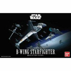 B-wing Star Fighter Model Kit