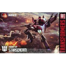 Starscream Model Kit