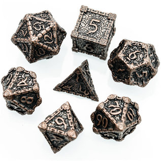 Goblin Dice Dungeon Delver Metal Dice