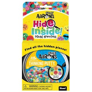 Crazy Aaron's Thinking Putty Hide Inside! Mixed Emotions Thinking Putty