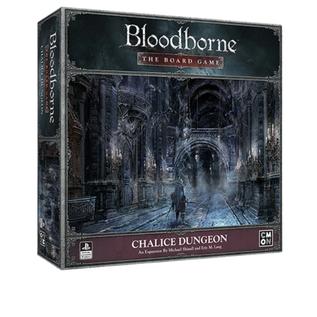 Bloodborne Chalice Dungeon Expansion