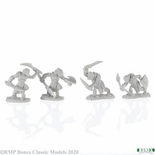 Armored Goblin Warriors (4)