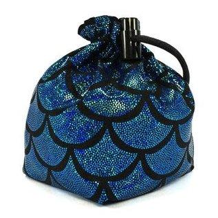 Blue Mermaid Dice Bag