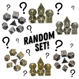 Goblin Dice Metal Dice Set (Assorted)