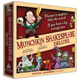 Steve Jackson Games Munchkin Shakespeare Deluxe