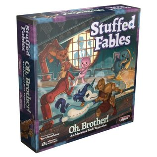Stuffed Fables Oh, Brother!