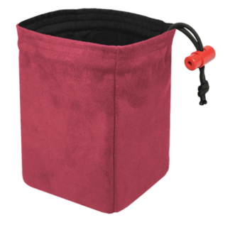 Red King Co Pink Dice Bag