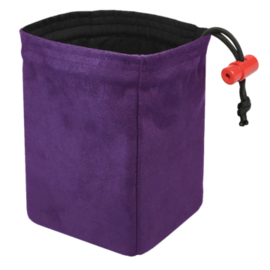 Red King Co Purple Dice Bag