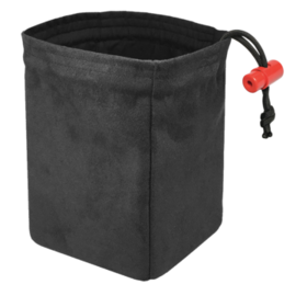Red King Co Gray Dice Bag