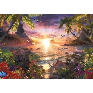 Ravensburger Paradise Sunset!