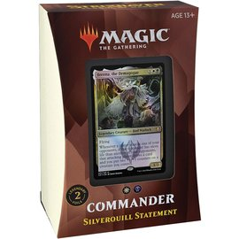 Silverquill Statement Commander 2021 Strixhaven Deck