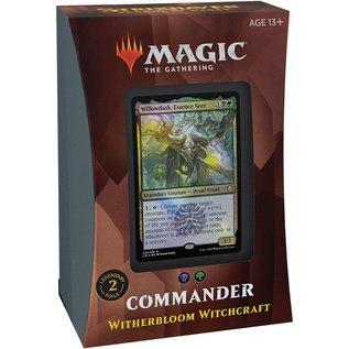 Witherbloom Witchcraft Commander 2021 Strixhaven Deck