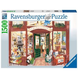 Ravensburger Wordsmith's Bookshop