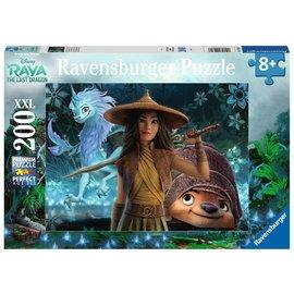 Ravensburger Disney Raya and the Last Dragon Raya, Tuk Tuk and Sisu