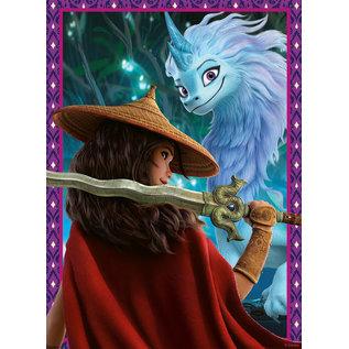 Ravensburger Disney Raya and the Last Dragon The Adventures of Raya and Sisu