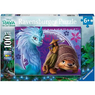 Ravensburger Disney Raya and the Last Dragon The Fantastic World of Raya