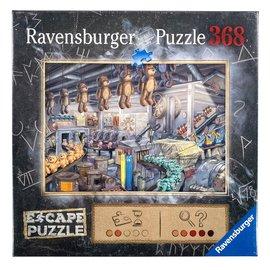 Ravensburger The Toy Factory Escape Puzzle