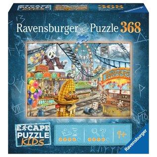 Ravensburger Amusement Park Plight Escape Puzzle