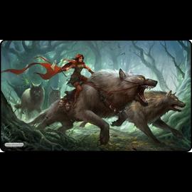 Gamermats Dark Red Riding Hood