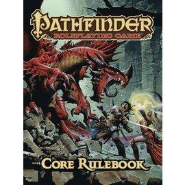 Paizo Pathfinder 1.0 Core Rulebook Hardcover (USED)