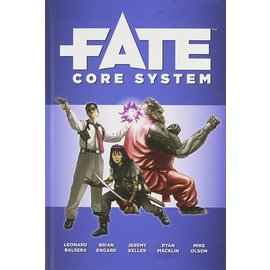 Evil Hat Productions Fate RPG Core System (USED)
