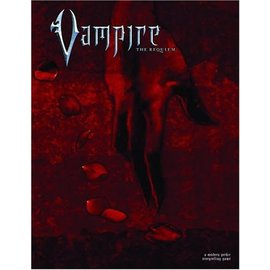 White Wolf Publishing Vampire the Requiem (USED)