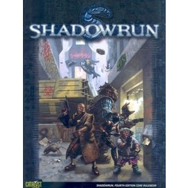 Shadowrun 4.0 Core Rulebook (USED)