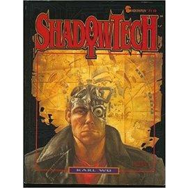 Shadowrun 1.0 ShadowTech [corner water damaged]