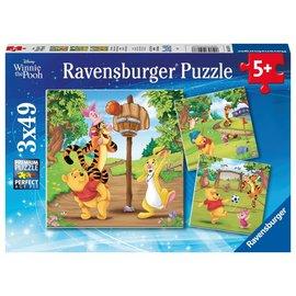Ravensburger Disney Winnie the Pooh Sports Day