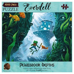 Everdell Puzzle: Pearlbrook Depths