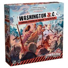 Zombicide: Washington Z. C.