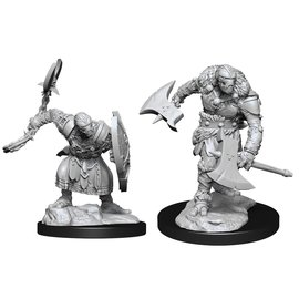 Warforged Barbarian