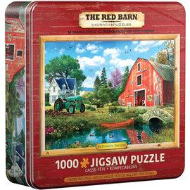 Eurographics The Red Barn Tin