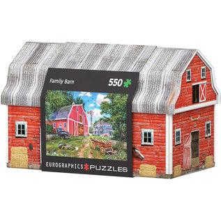 Eurographics Family Farm Tin