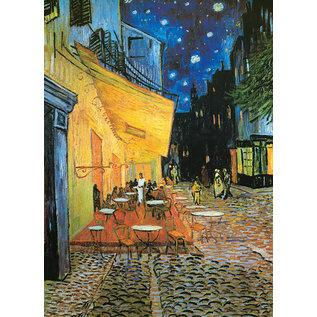 Eurographics Cafe Terrace at Night - Van Gogh