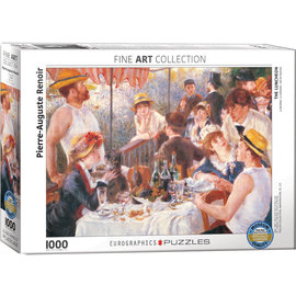 Eurographics The Luncheon - Renoir