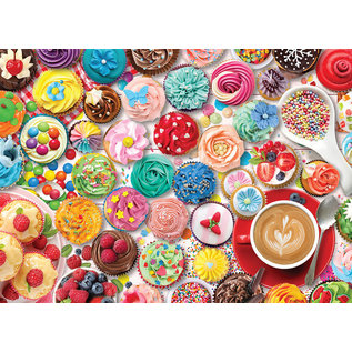 Eurographics Cupcake Party