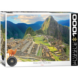 Eurographics Machu Picchu - Peru