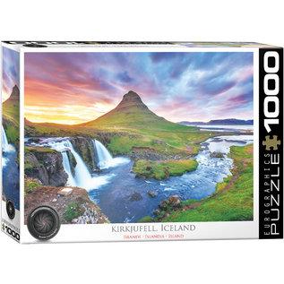 Eurographics Kirkjufell Mountain - Iceland