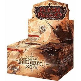 Monarch Booster Box (Limit 1)
