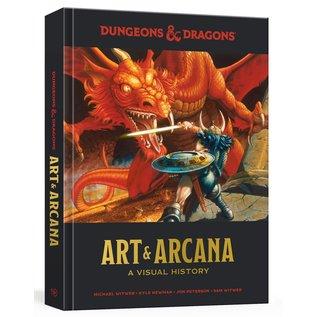 Wizards of the Coast Art & Arcana: A Visual History