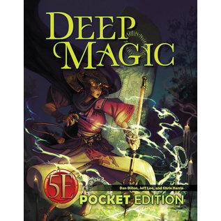 Deep Magic Pocket 5E
