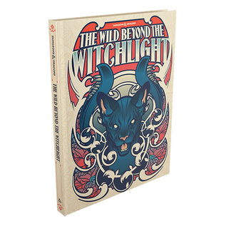 The Wild Beyond the Witchlight Hobby Cover (Sept 21st)