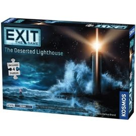 EXIT: The Deserted Lighthouse