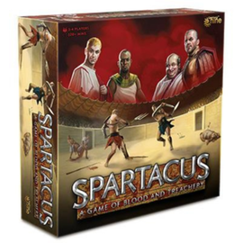 Spartacus: A Game of Blood and Treachery (2021)