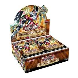 Lightning Overdrive Booster Box