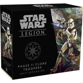 Fantasy Flight Games Phase II Clone Troopers Unit