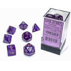 Royal Purple Gold Luminary Die Set