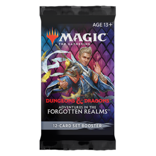 Adventures in the Forgotten Realms Set Booster Pack