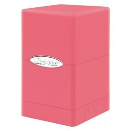 Satin Tower Bright Pink